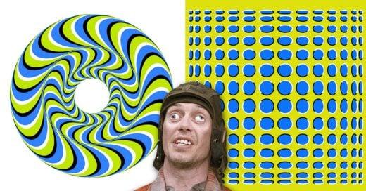 Cover Ilusiones ópticas que jugarán con tu cerebro