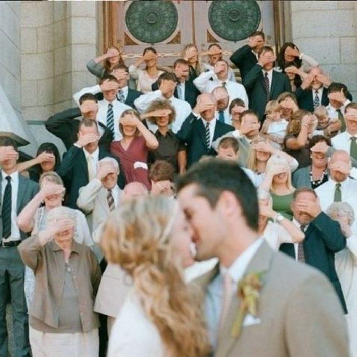 foto graciosa de boda