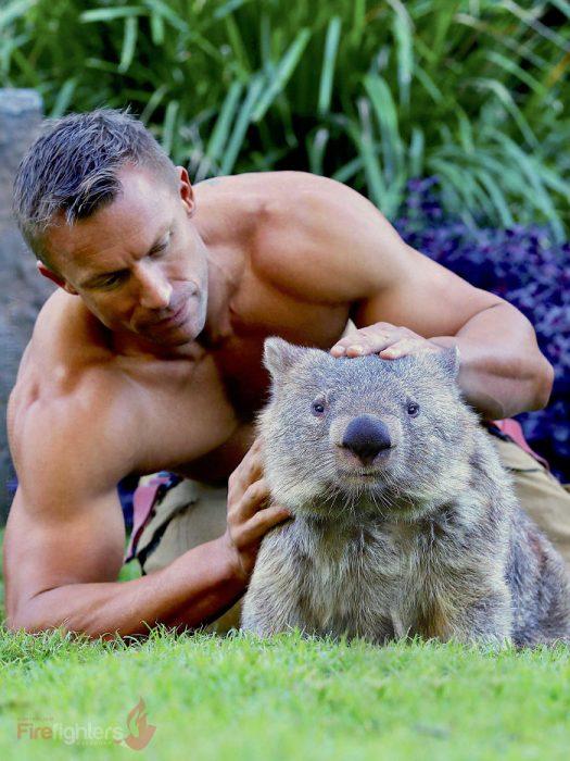 bombero y wombat