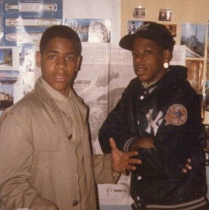 famosos cuando eran adolescentes