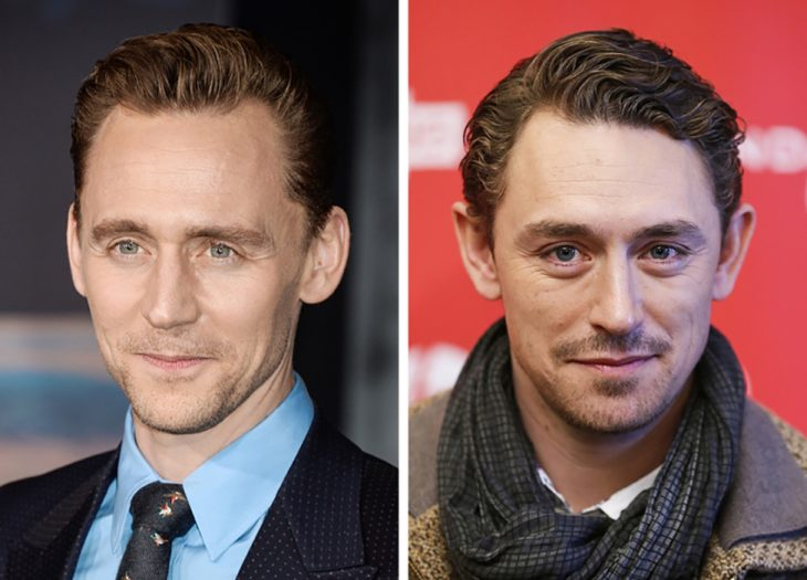 Tom Hiddleston y JJ Feild