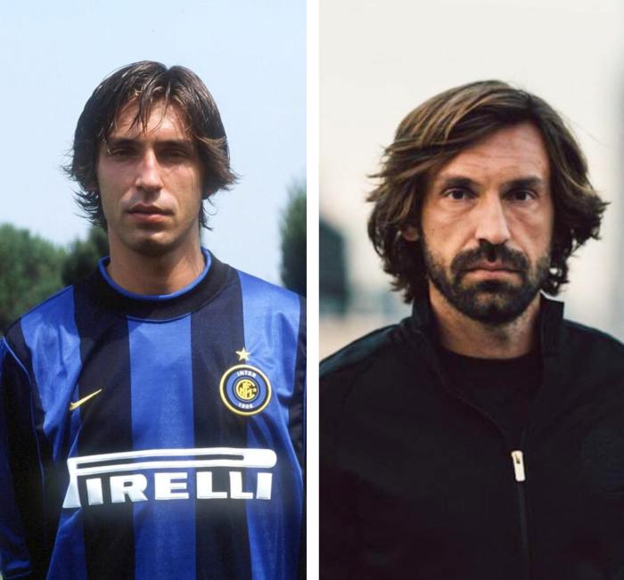 futbolistas que cambiaron con el tiempo