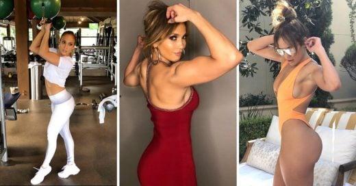 Cover Fotos de Jennifer López que te harán dudar de que tiene 49 años