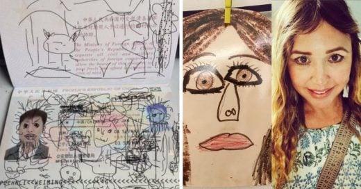 Cover Dibujos hechos por niños con demasiada imaginación