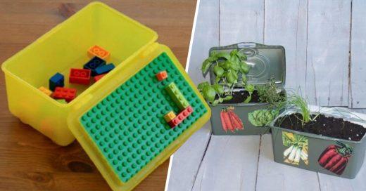 Cover Maneras De Reutilizar Envases De Toallitas Para Bebés