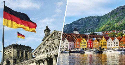 Cover países europeos a los que puedes ir a estudiar gratis