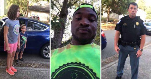 Cover Mujer reporta a tutor afroamericano por estar acompañado de dos niños blancos