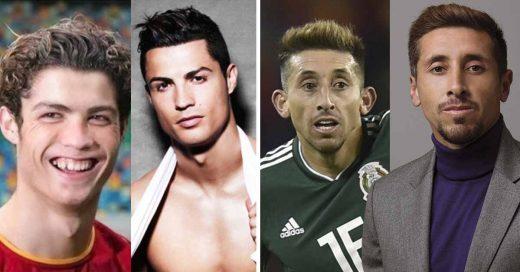 Cover Futbolistas que solían ser feos pero el dinero les sentó de maravilla