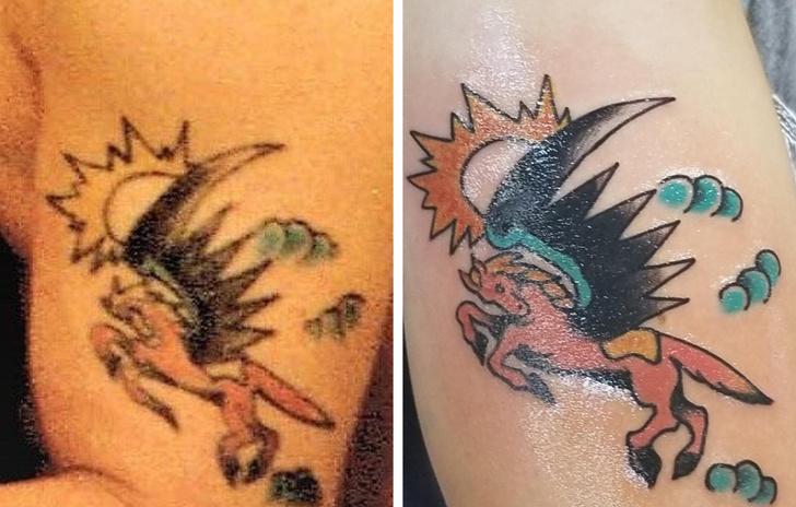 tatuajes con historias increíbles