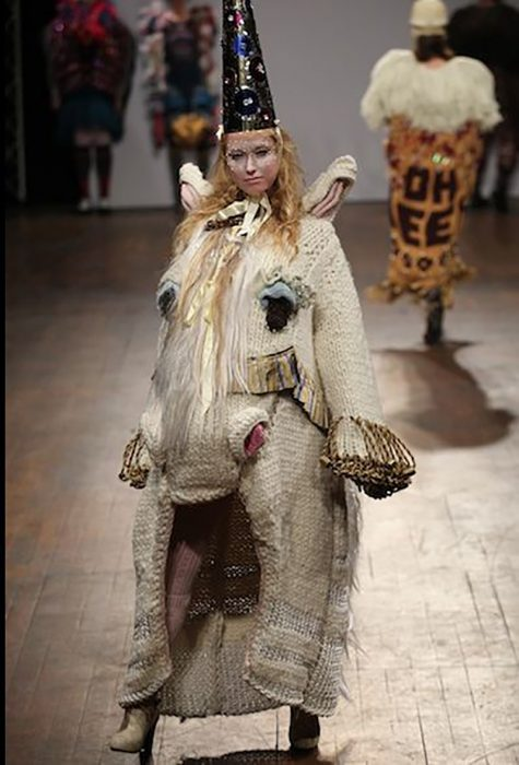 vestido de caballo