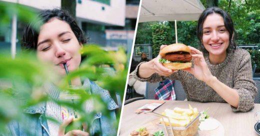 Cover Le dice adiós a su dieta vegana de 4 años y se convierte en carnívora