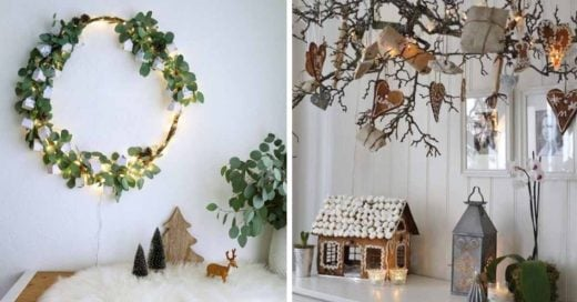 Cover Decoraciones navideñas para salir del apuro decembrino