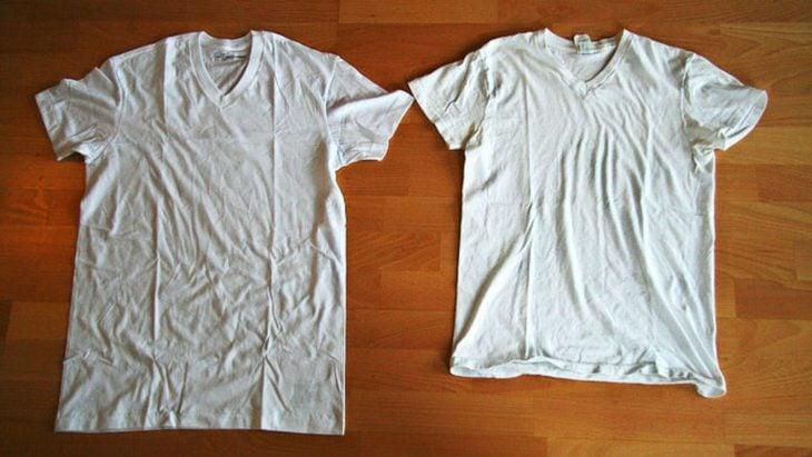 desencoger la ropa