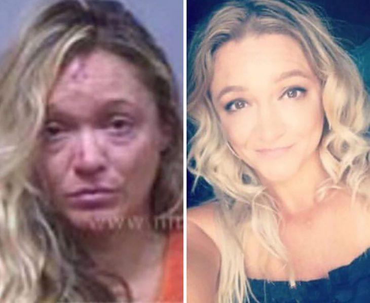 mugshot vs foto normal