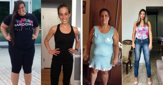 Cover Personas que prueban que querer bajar de peso, es poder