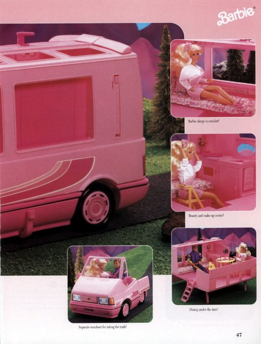 van de barbie