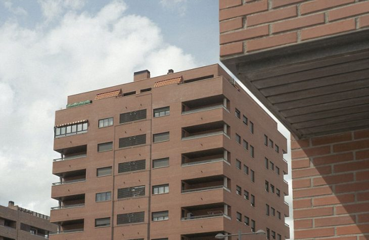 edificios simétricos
