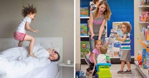 Cover Fotos que muestran el lado de la maternidad del que nadie habla