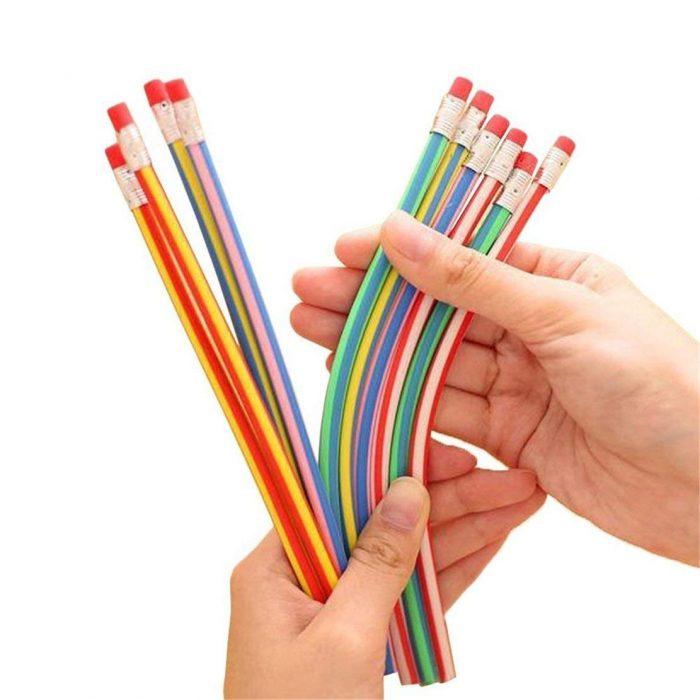 lápices elásticos