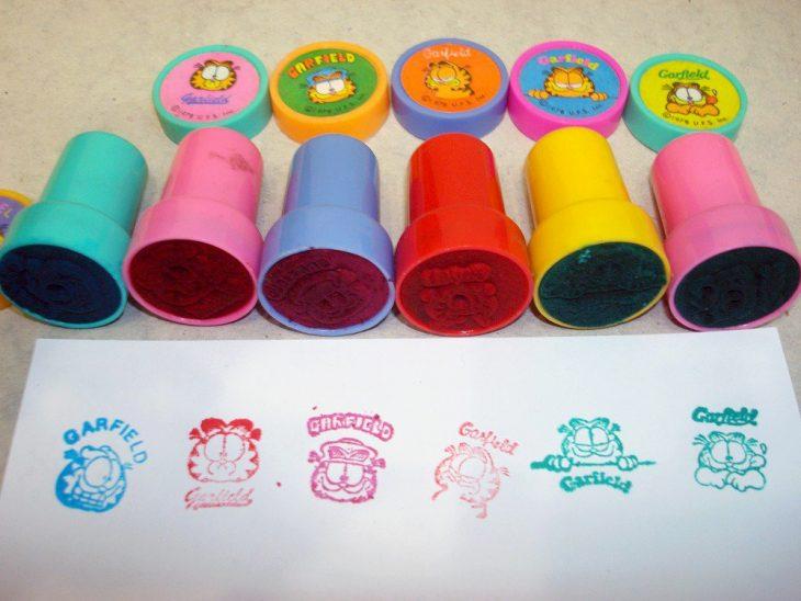 sellos de la primaria