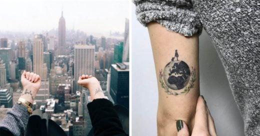 Cover Tatuajes que todo viajero de corazón querrá hacerse