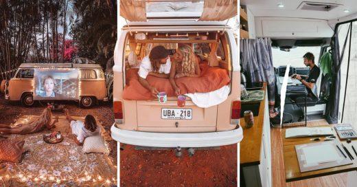 Cover ideas para convertir autos viejos en tu hogar