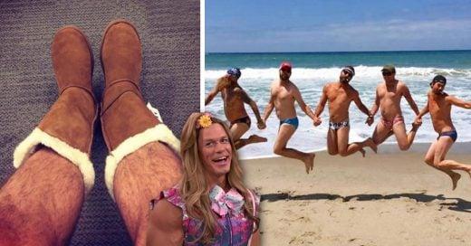 Cover Esto es lo que pasaría si los hombres actuaran como las mujeres en el Instagram
