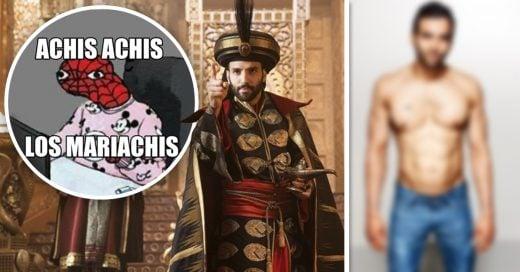 Cover Este es el actor que dará vida a Jafar en Aladdin; ¡todos dicen que es más guapo!