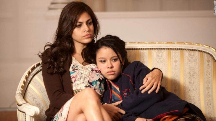 mujer e hija película