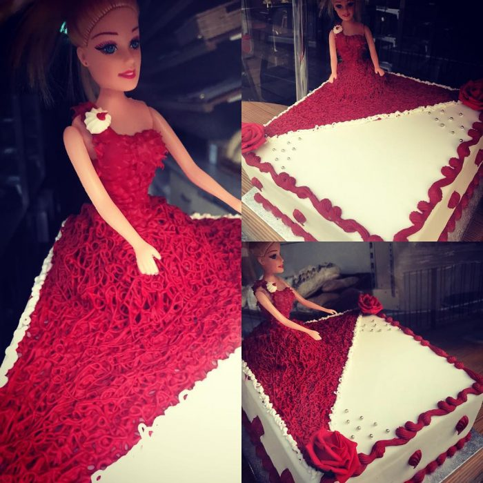 pastel de quinceañera