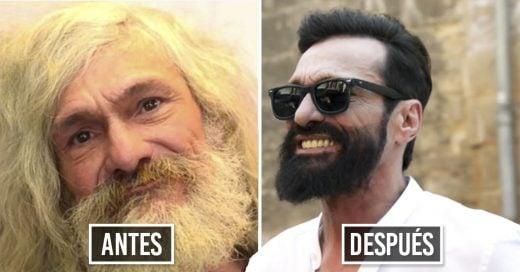 Cover Fotos que muestran los milagros que pueden hacer los barberos