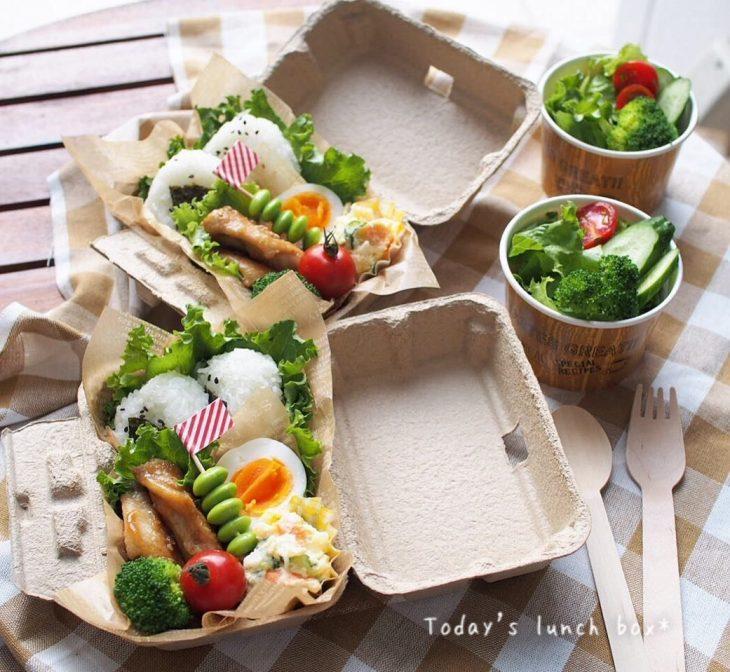 ideas para comer sano en la oficina con vegetales