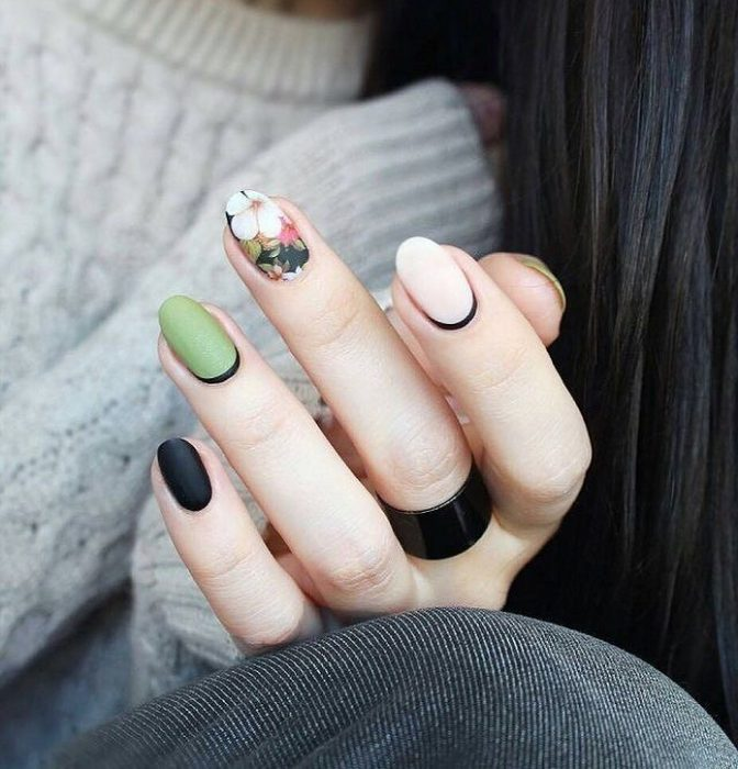 tendencia uñas