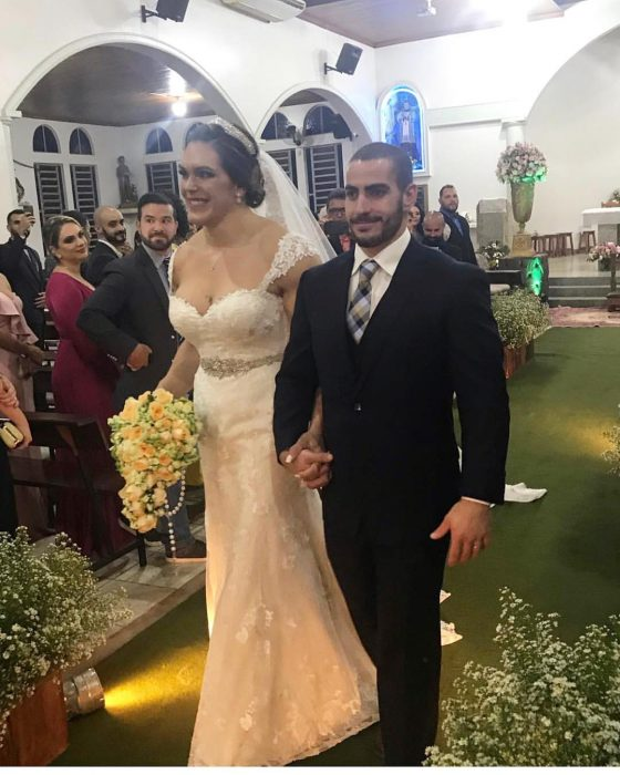 Gabi Garcia novia musculosa