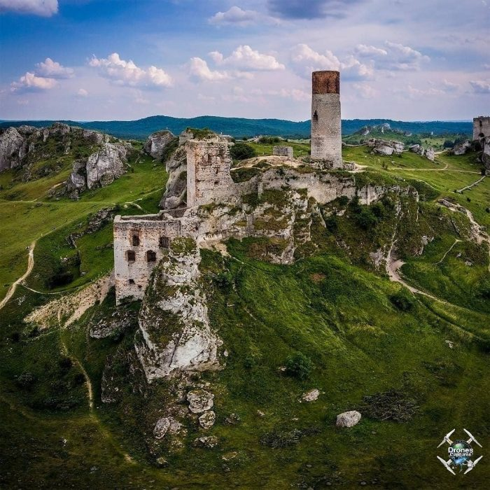 Castillo de Olsztyn, Polonia