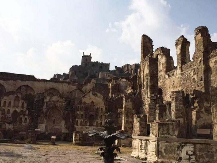 castillo Golconda