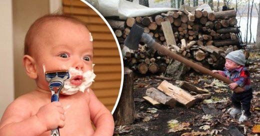 Cover Bebé prematuro sorprende en redes gracias a sus extraordinaries habilidades
