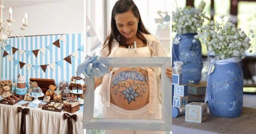 Cover Ideas para que el baby shower de tu niño sea la fiesta perfecta