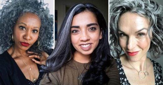 Cover Mujeres que demuestran que las canas son hermosas