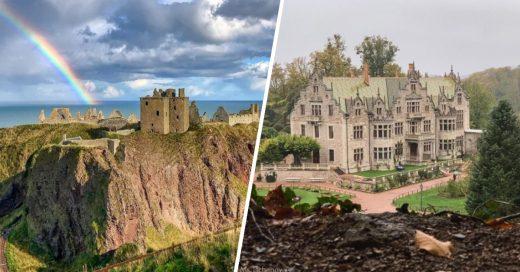 Cover Castillos abandonados que debes conocer antes que los destinos turísticos