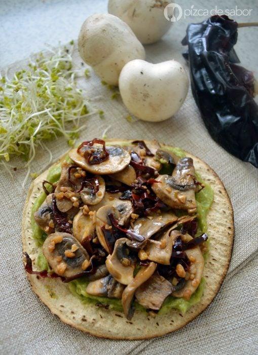 Ideas para comer hongos champiñones