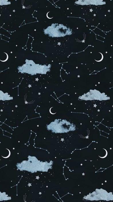 fondo de pantalla de las constelaciones