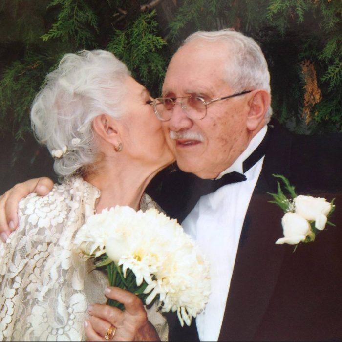 viejitos casados