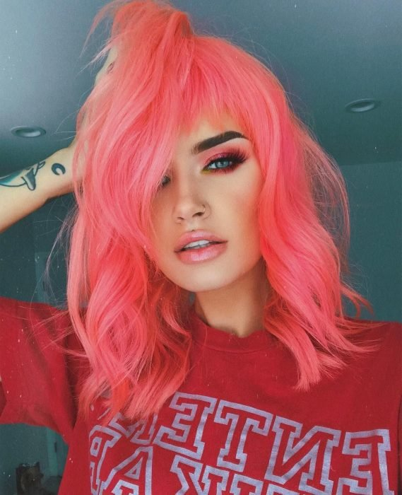 cabello coral