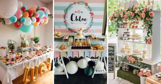 Cover Mesas de dulces que te inspirarán para tu próximo evento