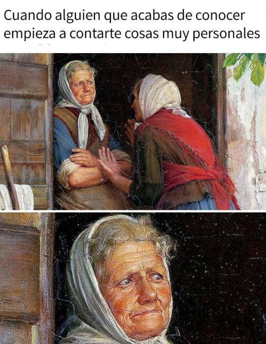 meme te cuentan su vida