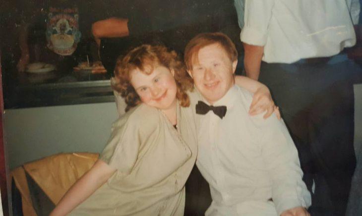 pareja con síndrome retro