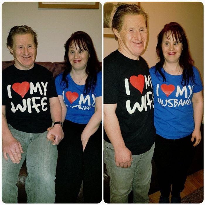 el mejor esposo y la mejor esposa