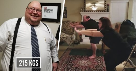 Cover GRAN Inspiración; hombre que pesaba 215 kilos logró bajar 90 y va por más
