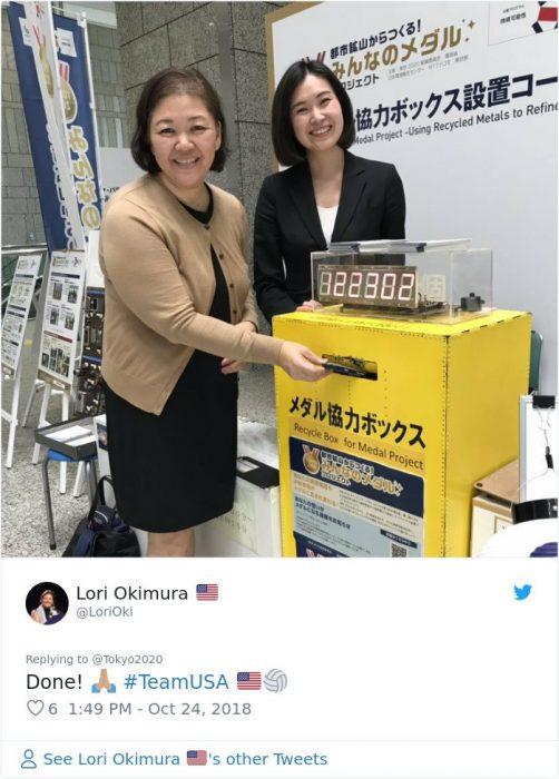 colecta basura electrónica